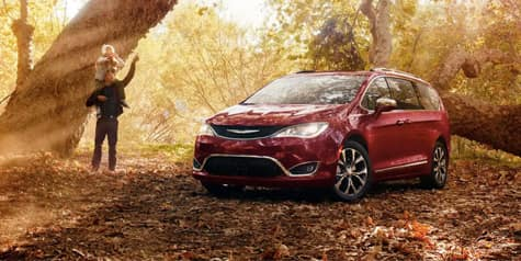 New Chrysler Pacifica For Sale in Florida at Schumacher CDJR of Delray