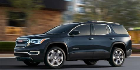 New GMC Acadia For Sale in Florida at Schumacher Buick GMC of West Palm Beach