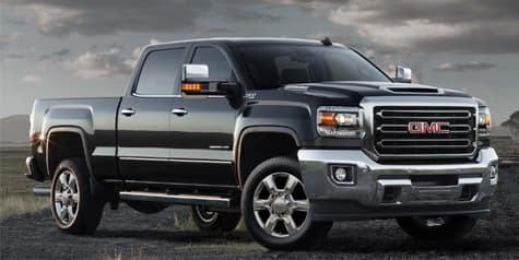 New GMC Sierra 2500HD