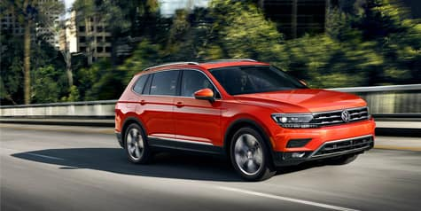New VW Tiguan