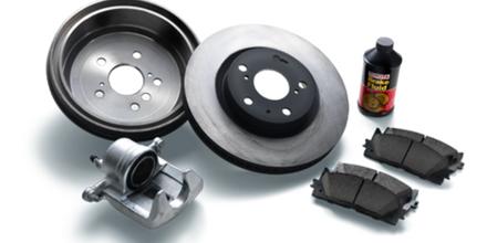 Brake Pads And Parts
