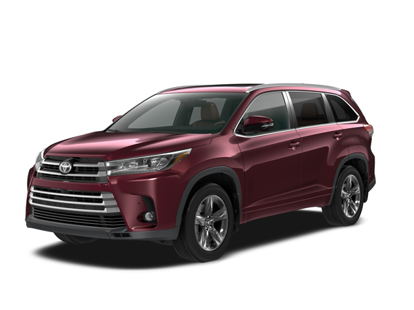 2019 Highlander Limited