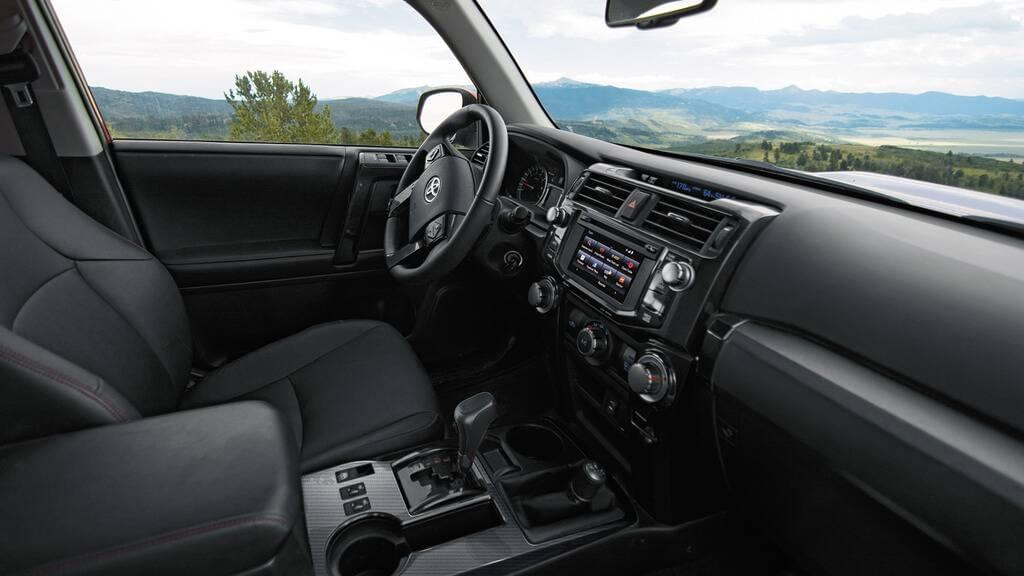 2017 Toyota 4Runner TRD Pro Technology