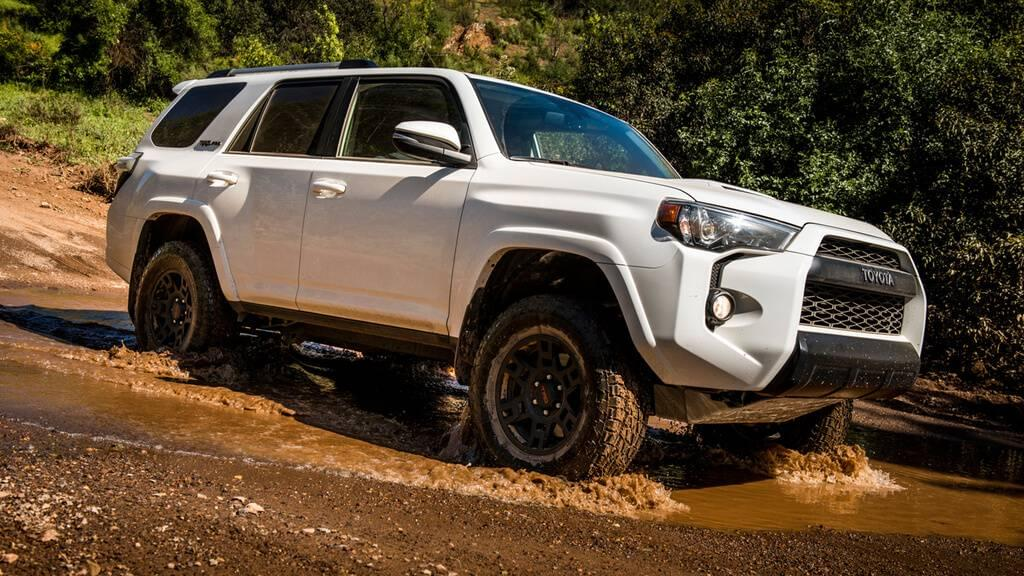 2017 Toyota 4Runner TRD Pro Overview at Sherwood Park Toyota