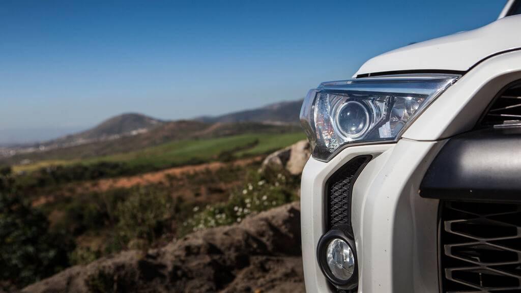 2017 Toyota 4Runner TRD Pro Styling