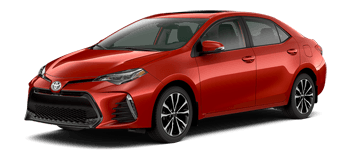 Smart Buy Event 2017 Corolla SE SVT Offer
