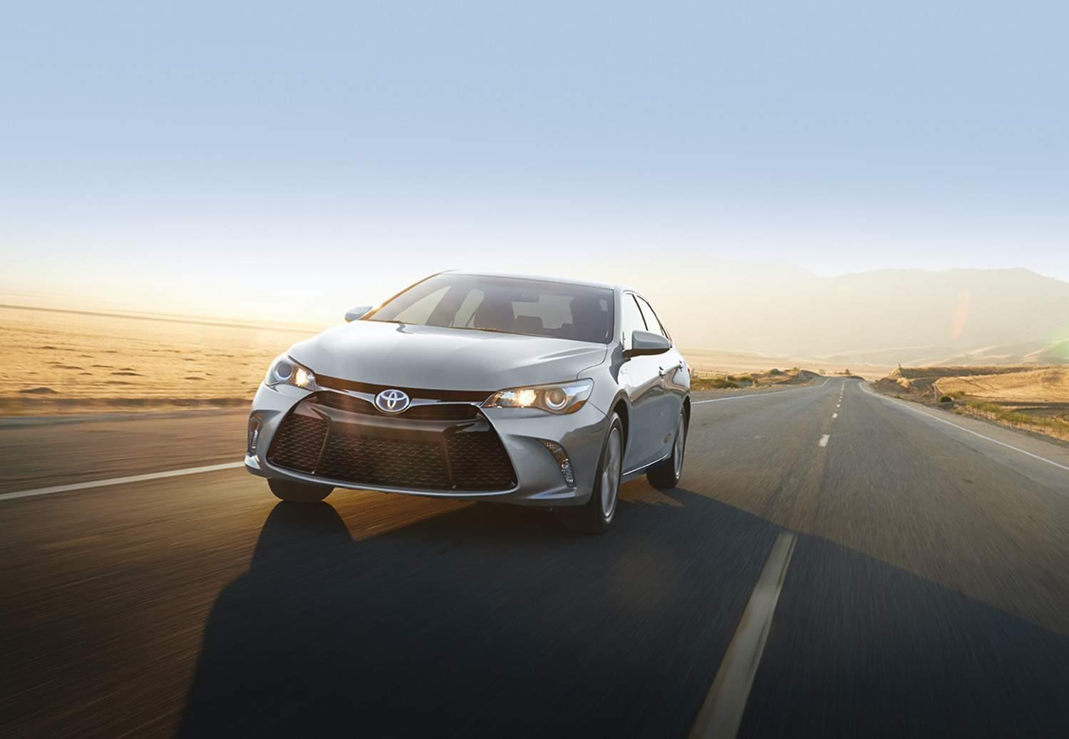2017 Camry Hybrid Overview at SP Toyota