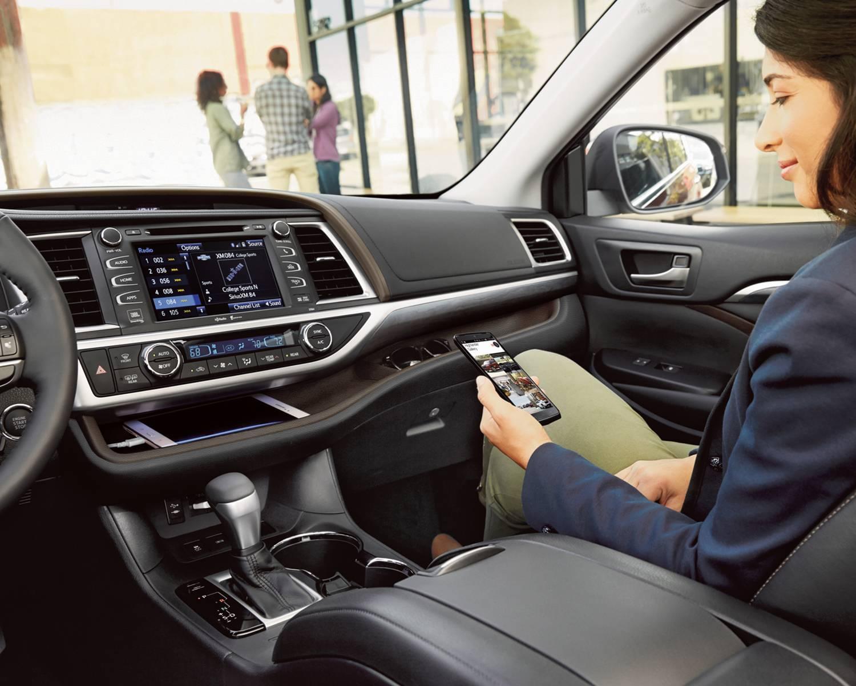 2017 Highlander Hybrid Technology