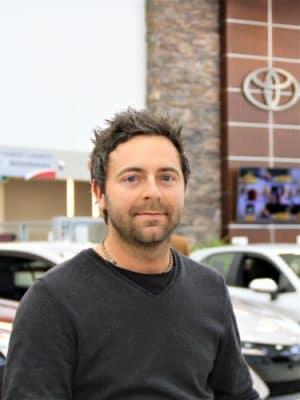 Travis Buckle