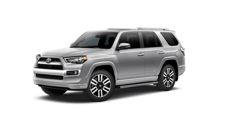 2019 Toyota 4runner Overview Sherwood Park Ab