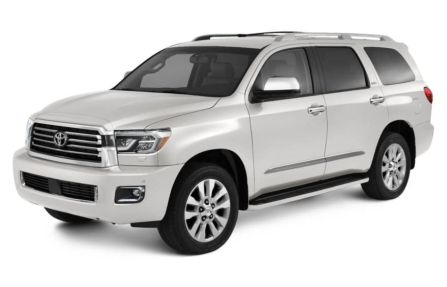 2019 Sequoia Platinum