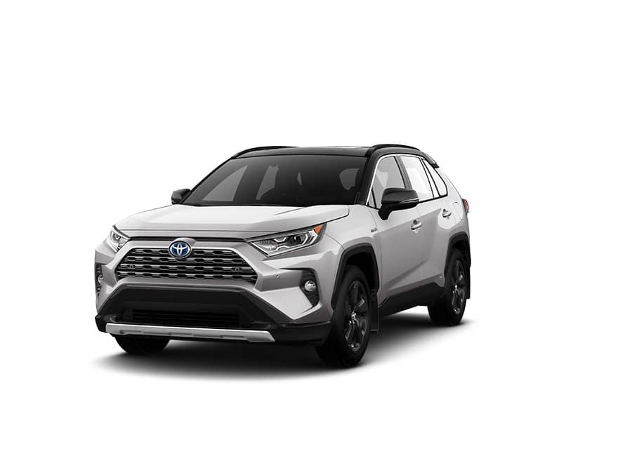 2019 RAV4 Hybrid XSE