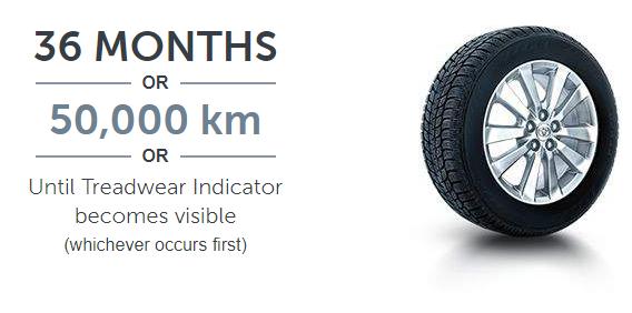 ECP Tire Warranty Coverage