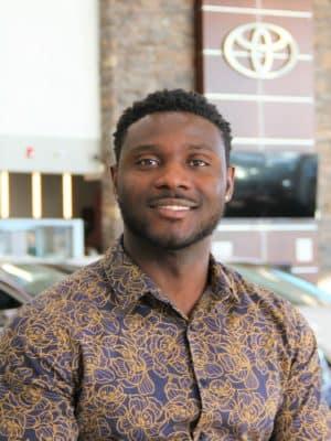 Godfrey Adirika