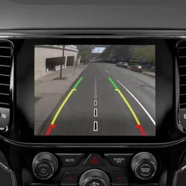 2019 Jeep Grand Cherokee navigation technology