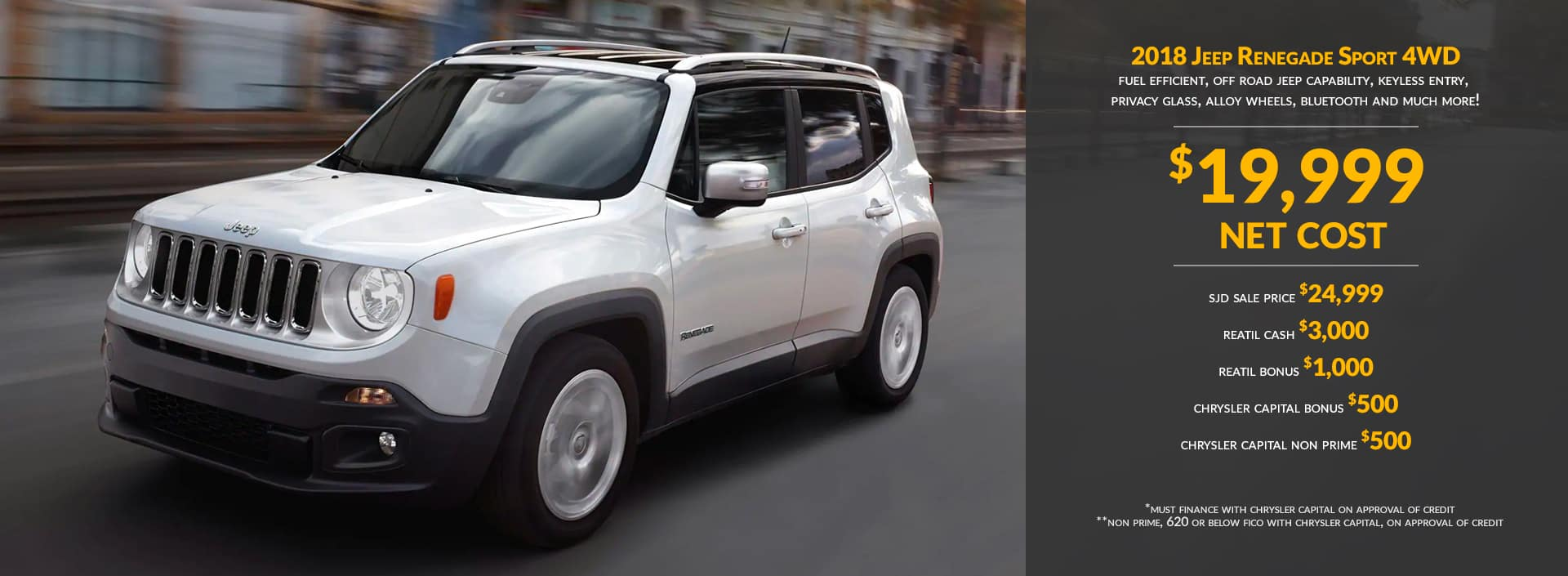 Sj Denham Chrysler Jeep Fiat Auto Dealership Sales Service