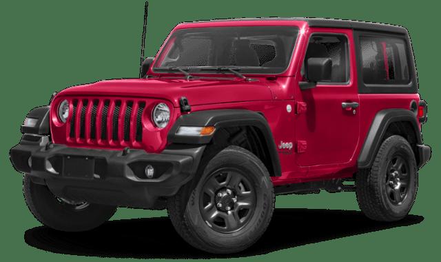 2019 Jeep Wrangler 2 Door
