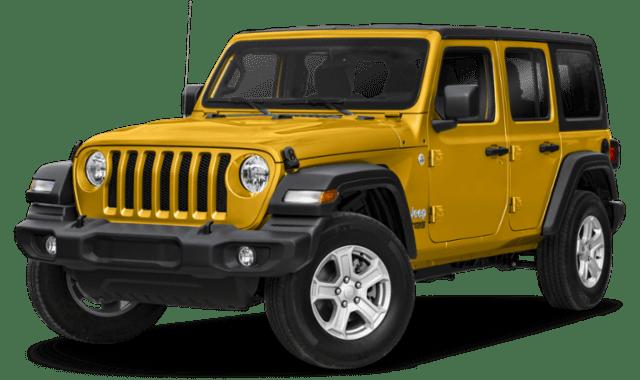 2019 Jeep Wrangler 4 Door