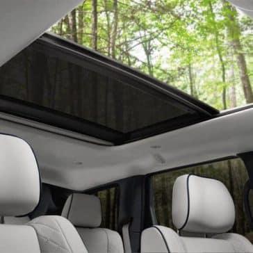 2018 Jeep Grand Cherokee Summit Dual Pane Sunroof