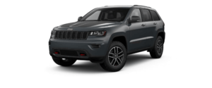 Rhino Clear-Coat 2018 Jeep Grand Cherokee at an angle