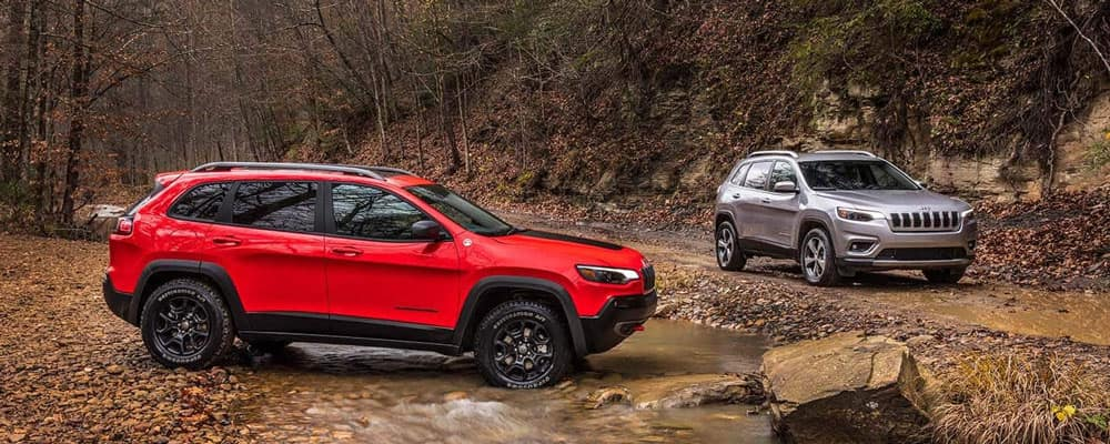 2019 Jeep Cherokee Outdoors
