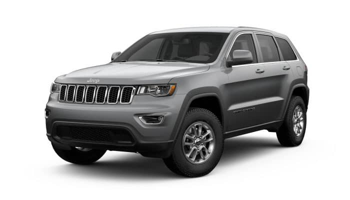 2019 Jeep Grand Cherokee Billet Silver Metallic Clear-Coat