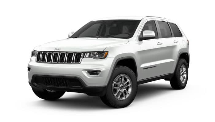 2019 Jeep Grand Cherokee Bright White Clear-Coat