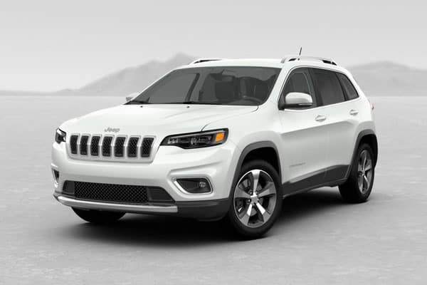 2019 Jeep Cherokee Bright White Clearcoat