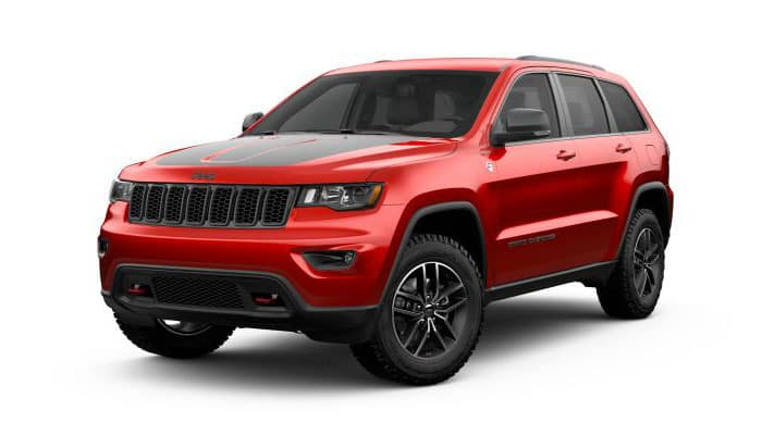 2019 Jeep Grand Cherokee Redline 2-Coat Pearl