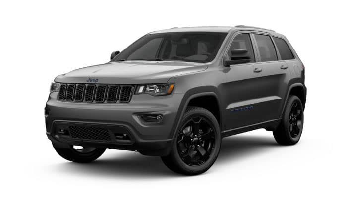 2019 Jeep Grand Cherokee Sting-Gray Clear-Coat