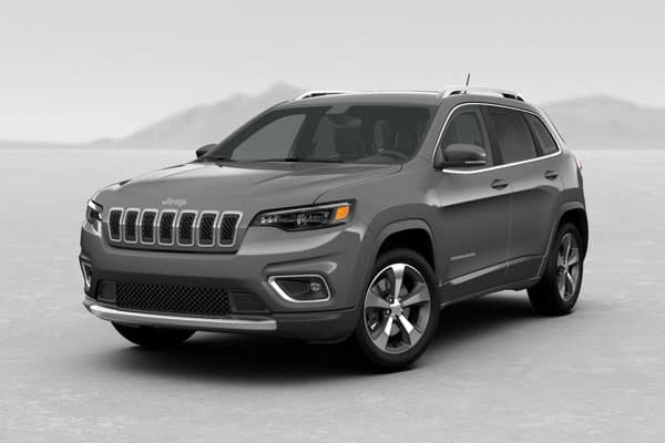 2019 Jeep Cherokee Sting-Gray Clearcoat