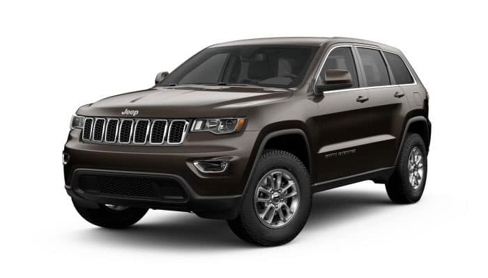 2019 Jeep Grand Cherokee Walnut Brown Metallic Clear-Coat