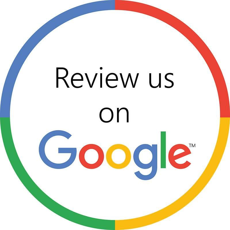 Click here to leave us a Google review