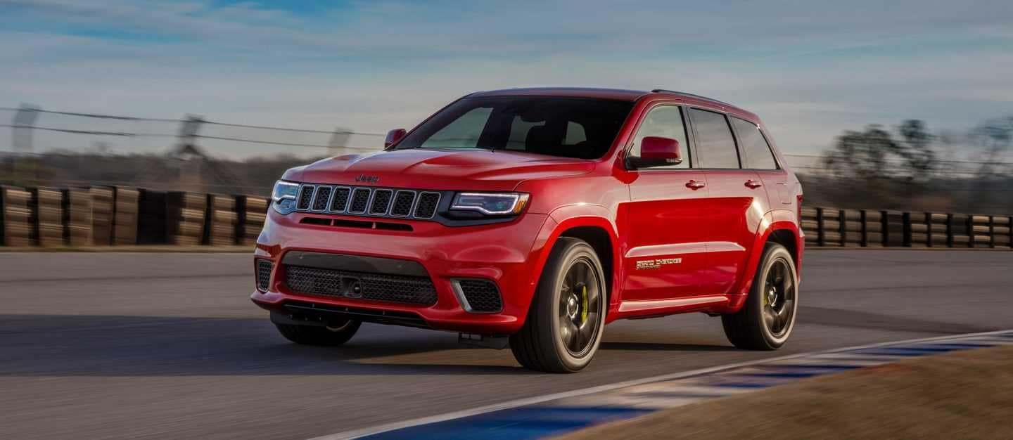 All New 2018 Jeep Grand Cherokee Performance