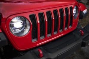 2018 Jeep Wrangler / Jeep Wrangler Unlimited JK JL Rubicon