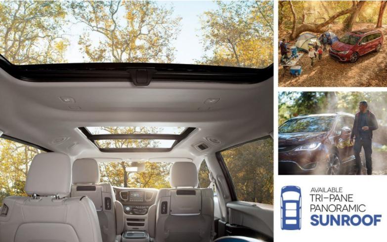 2018 Chrysler Pacifica Exterior, Interior, & Performance.