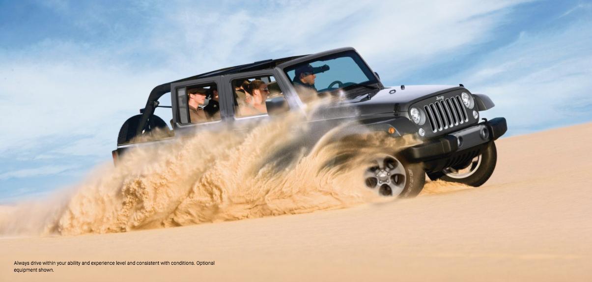 2018 Jeep Wrangler / Jeep Wrangler Unlimited JK JL