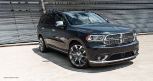 NEW DODGE DURANGO | SORG DODGE | GOSHEN, IN