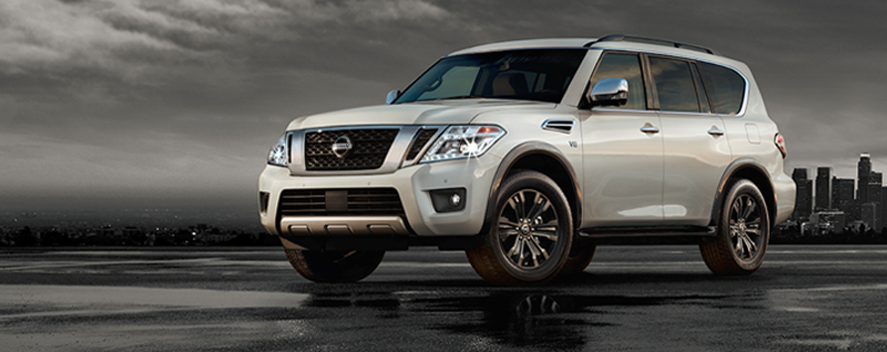 2017 Nissan Armada In Warsaw, IN