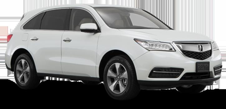 Acura mdx vs bmw x5 2016