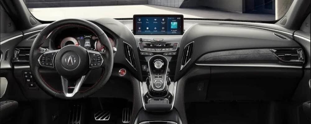 2021 Acura RDX Interior Dash