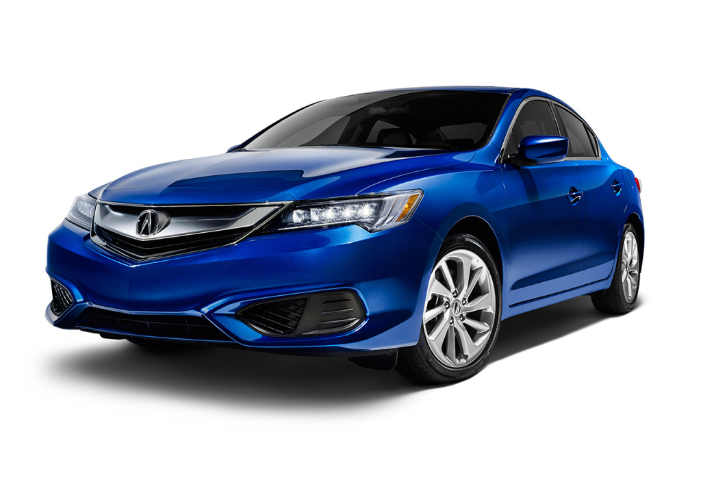2017 Acura ILX 8 Speed Dual-Clutch