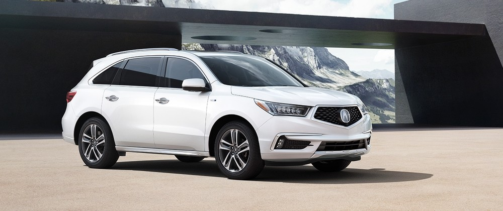 All New 2018 Acura MDX | Test Drive at Springfield Acura! Acura Web on