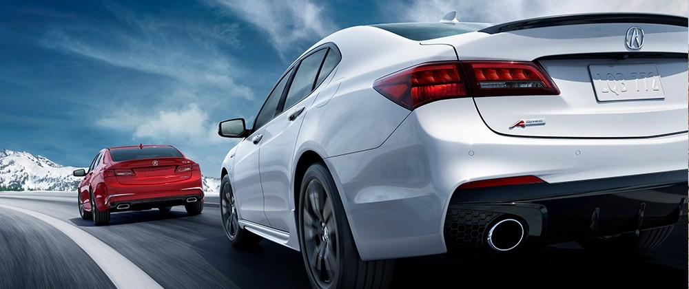 2018 Acura TLX - Springfield Acura on