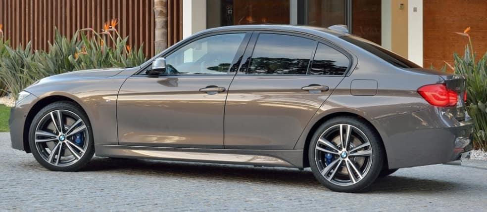 2018 Acura TLX 3 5 vs  2018 BMW 3 Series - Springfield Acura
