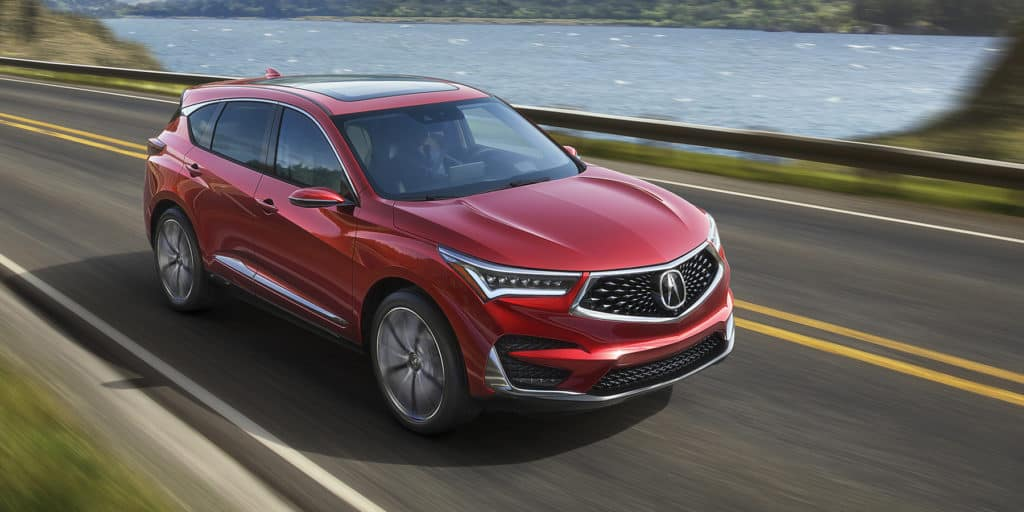 All New Redesigned 2019 Acura Rdx Springfield Acura