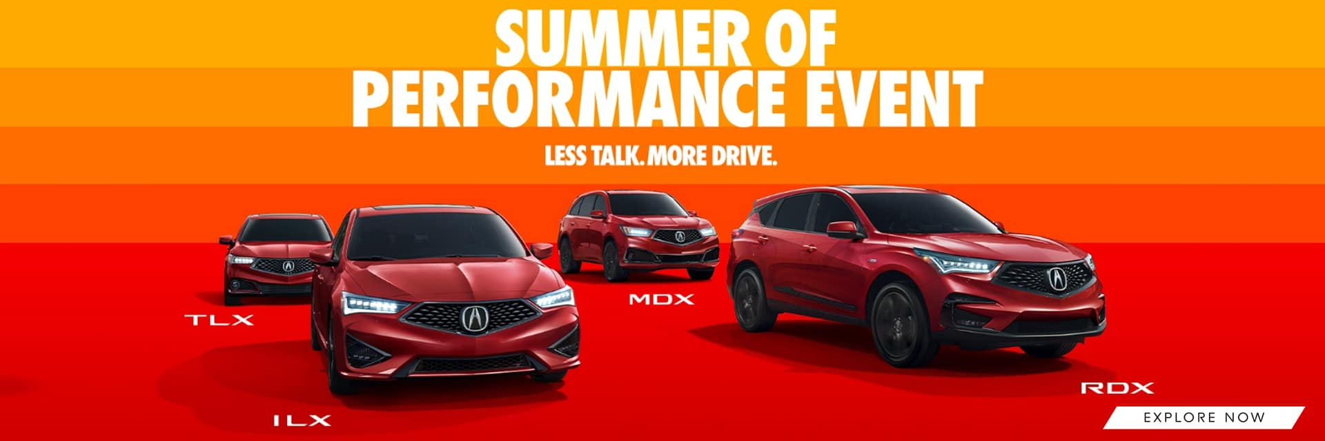 Acura Summer Performance