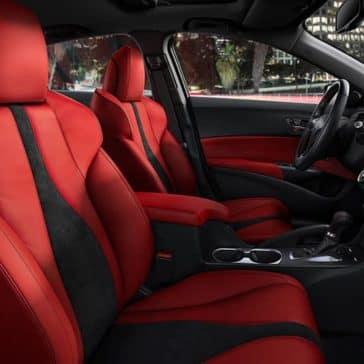 2020 Acura ILX Cabin