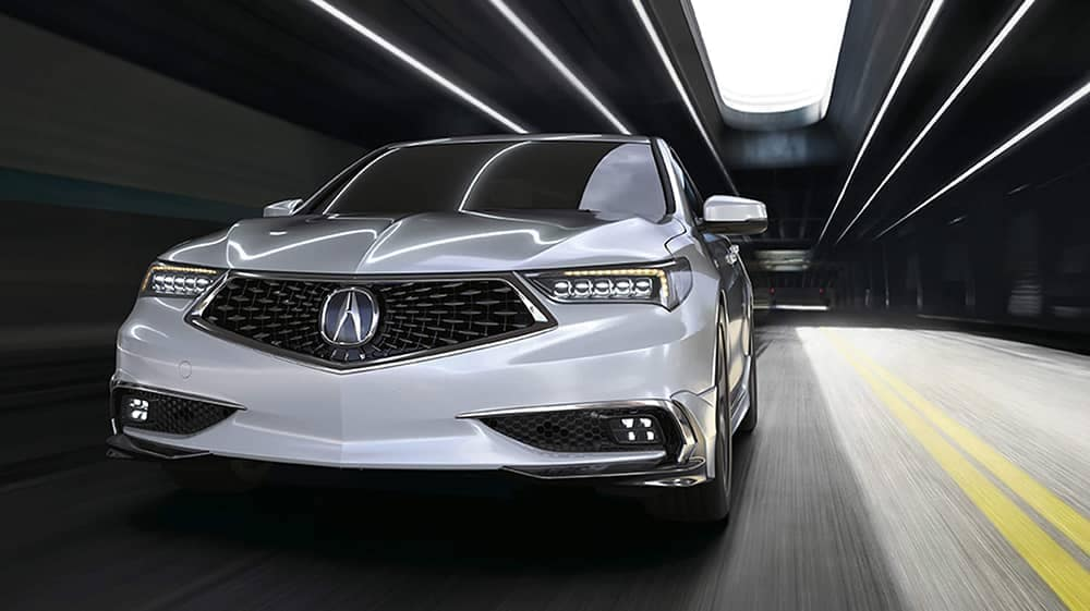 2020 Acura TLX Grill