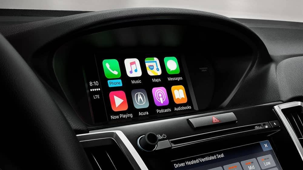 2020 Acura TLX Technology